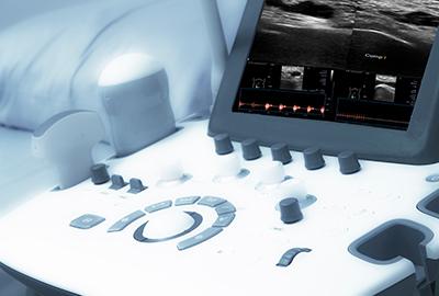 Ultrasound-farbdoppler Akute TVT aus rechter Liliakvene